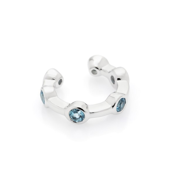 Earcuff Citygirl light blue