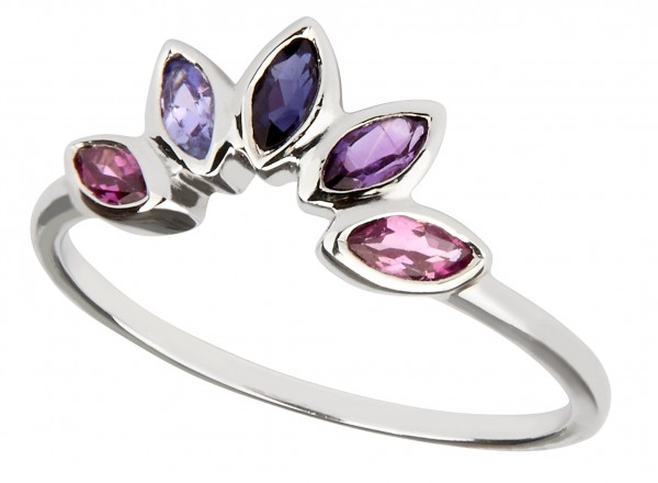 Crown Ring Silver