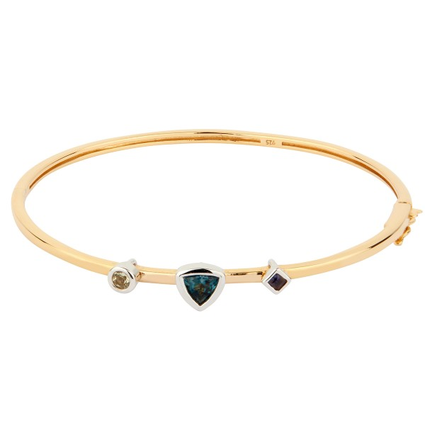 Lucid Bangle Gold