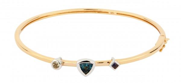 Lucid Bracelet Gold