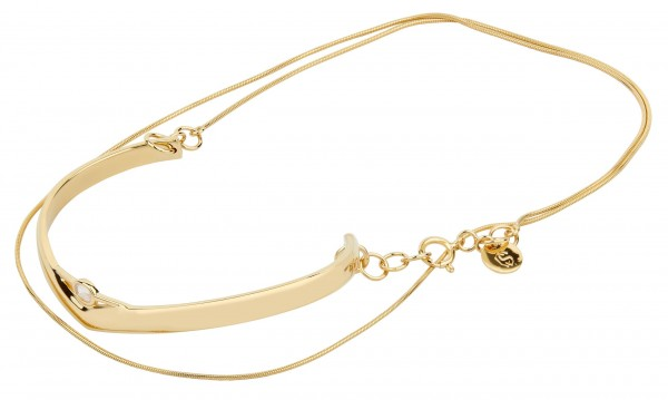 Unlimited Simple Bracelet Gold