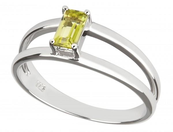 Charming Imaginative Ring Silver