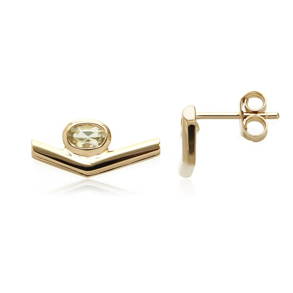 Transforming Earrings Gold
