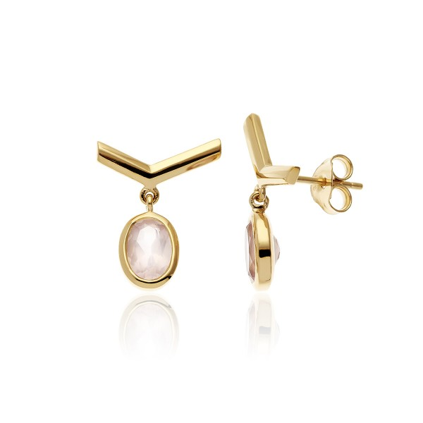 Visionary Earrings Gold