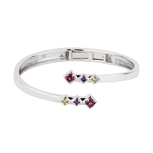 Charming Visionary Bracelet Silver
