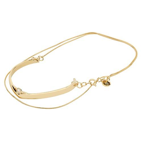 Unlimited Simple Bracelet Gold