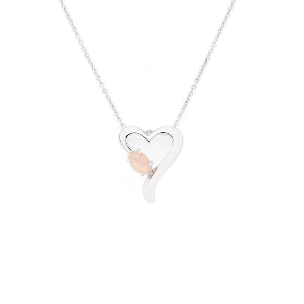 Lovely Heart Silver