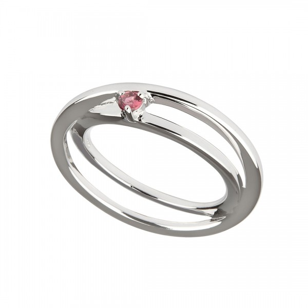 Charming Self-Love Ring Silver