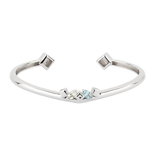 Daring Bracelet Silver