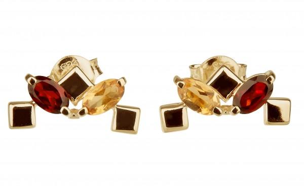 Daring Little Earrings Gold
