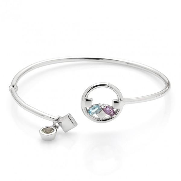 Heroic Bracelet Silver